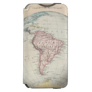 South America 6 Incipio Watson™ iPhone 6 Wallet Case
