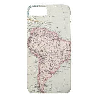 South America 6 iPhone 7 Case