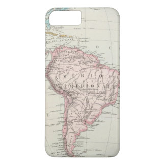 South America 6 iPhone 8 Plus/7 Plus Case