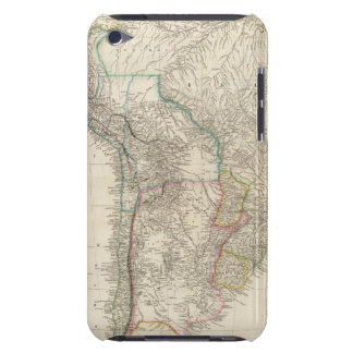 South America 6 iPod Touch Case-Mate Case