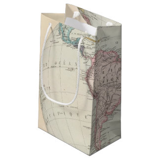 South America 6 Small Gift Bag