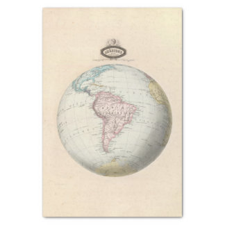 South America 6 Tissue Paper