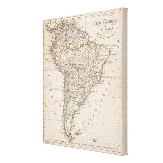 South America 7 Canvas Print