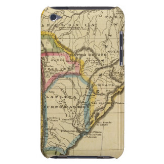 South America 7 Case-Mate iPod Touch Case
