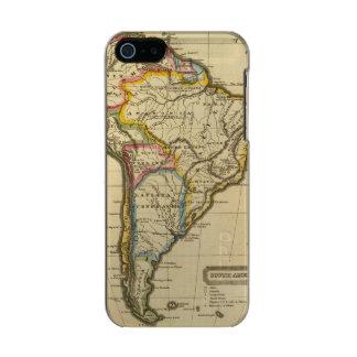 South America 7 Incipio Feather® Shine iPhone 5 Case