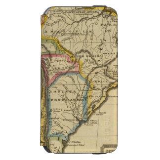 South America 7 Incipio Watson™ iPhone 6 Wallet Case