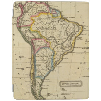 South America 7 iPad Cover