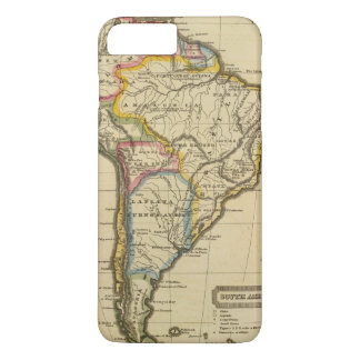 South America 7 iPhone 8 Plus/7 Plus Case