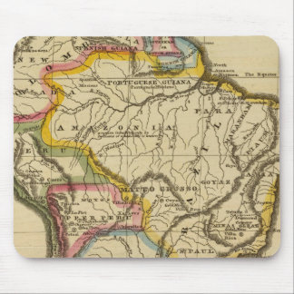 South America 7 Mouse Pad