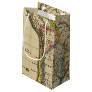 South America 7 Small Gift Bag