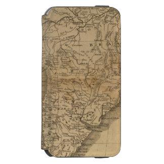 South America 8 Incipio Watson™ iPhone 6 Wallet Case