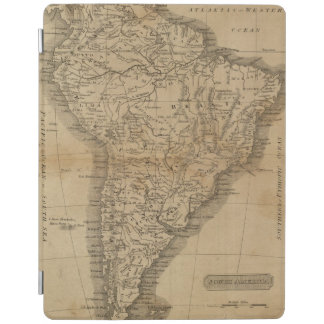South America 8 iPad Cover