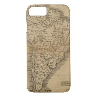 South America 8 iPhone 7 Case