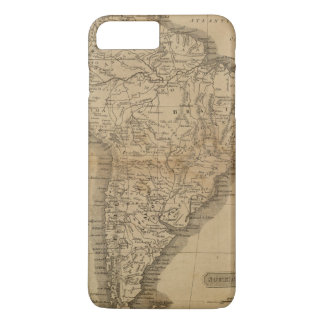 South America 8 iPhone 8 Plus/7 Plus Case