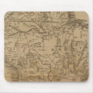 South America 8 Mouse Pad
