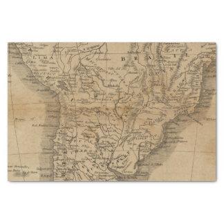 South America 8 Tissue Paper