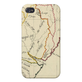 South America 9 Case For iPhone 4