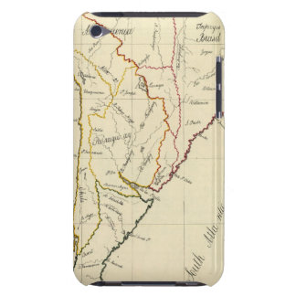 South America 9 iPod Touch Cases