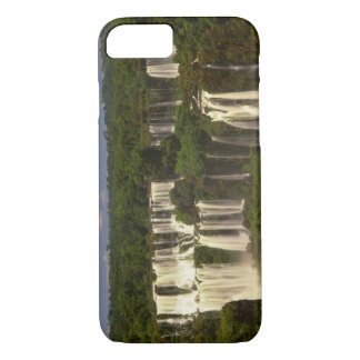 South America, Argentina, Brazil, Igwacu Falls, iPhone 8/7 Case