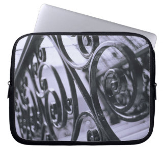 South America, Argentina, Buenos Aires. Hotel Laptop Sleeve