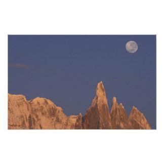 South America Argentina Patagonia Parque Photo Print
