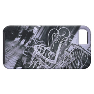 South America, Argentina, San Telno. Old chairs iPhone 5 Case