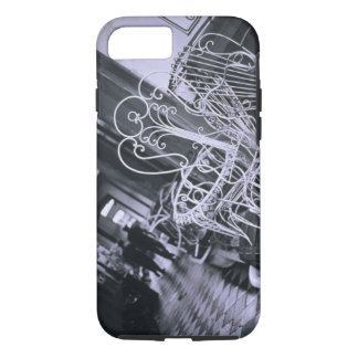 South America, Argentina, San Telno. Old chairs iPhone 8/7 Case