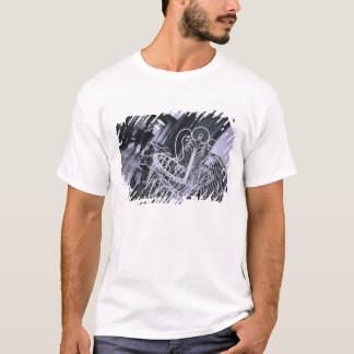 South America, Argentina, San Telno. Old chairs T-Shirt