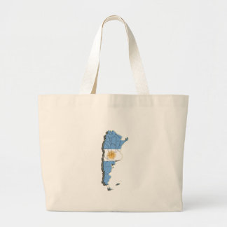 South America: Argentina Tote Bags