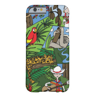 South America Barely There iPhone 6 Case