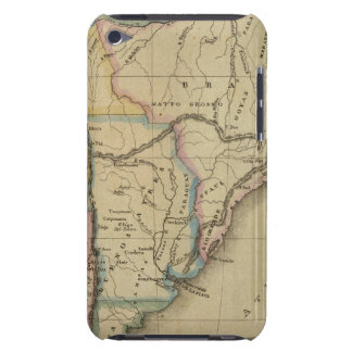 South America Barely There iPod Cover
