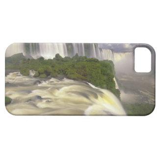South America, Brazil, Igwacu Falls. Glorious iPhone 5 Cover