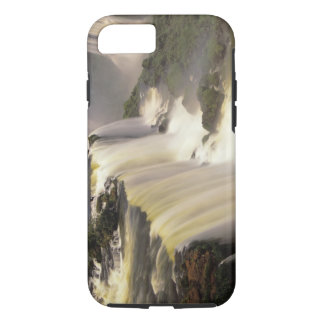 South America, Brazil, Igwacu Falls, Igwazu iPhone 8/7 Case