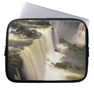 South America, Brazil, Igwacu Falls, Igwazu Laptop Sleeve
