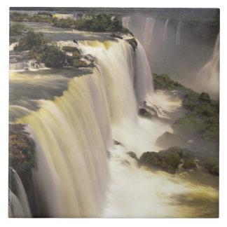 South America, Brazil, Igwacu Falls, Igwazu Tile
