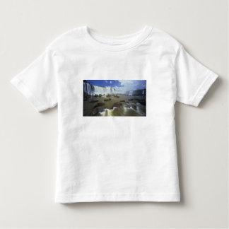 South America, Brazil, Igwacu Falls. Towering Toddler T-Shirt