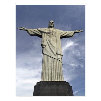 South America, Brazil, Rio de Janeiro. Christ Post Cards