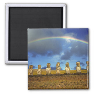 South America, Chile, Easter Island. The full Magnet