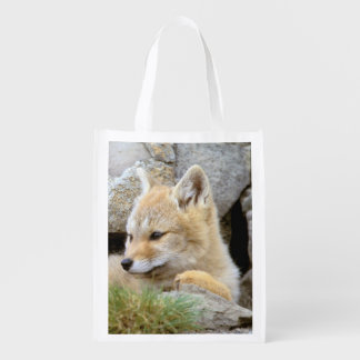 South America Chile Torres del Paine Grocery Bag