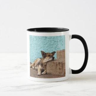 South America, Chile, Valparaiso. German Mug