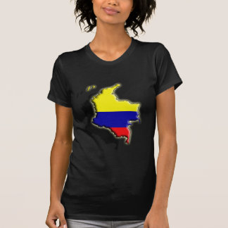 South America: Colombia T-Shirt