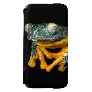 South America, Ecuador, Amazon. Leaf frogs Incipio Watson™ iPhone 6 Wallet Case