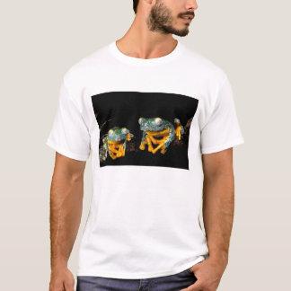 South America, Ecuador, Amazon. Leaf frogs T-Shirt