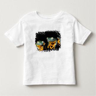 South America, Ecuador, Amazon. Leaf frogs Toddler T-Shirt