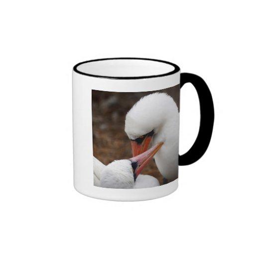 South America, Ecuador, Galapagos Islands. Nazca Coffee Mug