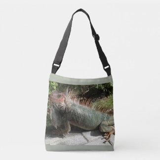 South America Iguana Lizard Photo Designed Tote Bag