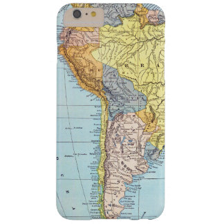 SOUTH AMERICA: MAP, c1890 Barely There iPhone 6 Plus Case