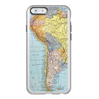 SOUTH AMERICA: MAP, c1890 Incipio Feather® Shine iPhone 6 Case