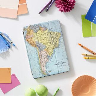 SOUTH AMERICA: MAP, c1890 iPad Air Cover