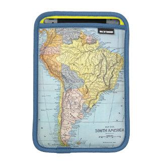SOUTH AMERICA: MAP, c1890 iPad Mini Sleeve
